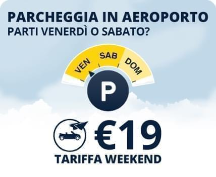 From Fridays to Sundays, Weekend rate @tariffa@ €19